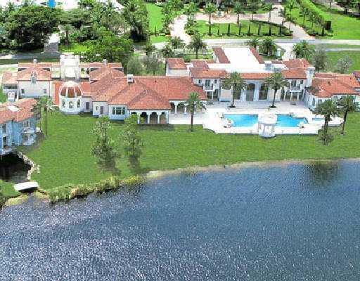 Le Lac Exclusive Waterfront Estates For Sale In Boca Raton