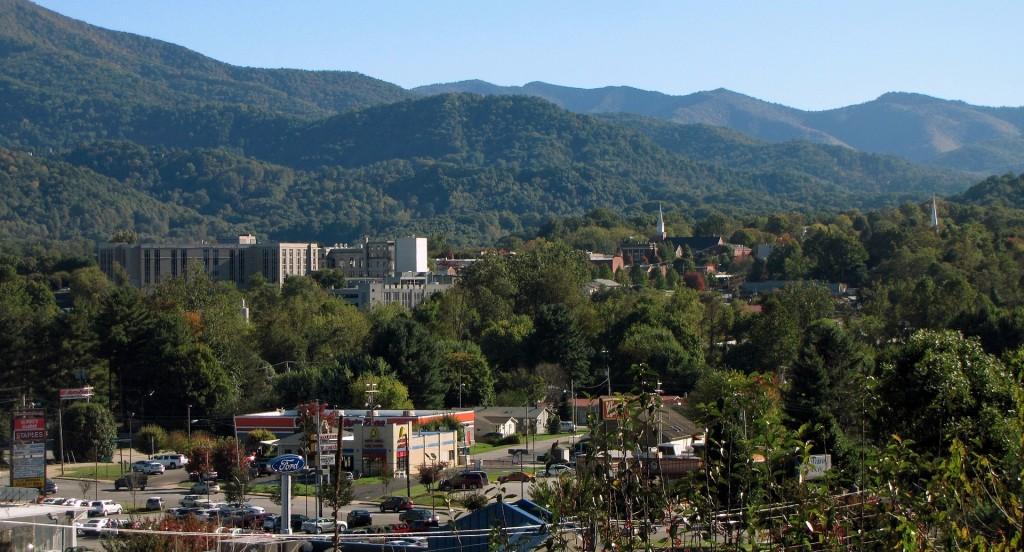Downtown_Waynesville_NC