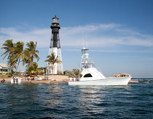 Lighthouse Point Waterfront Homes for Sale in Broward County