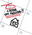 Close on House!
