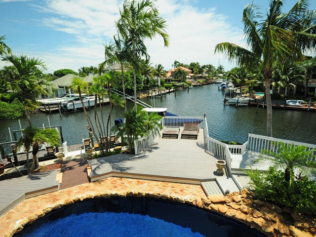 Prosperity Bay Village Waterfront Homes For Sale In Palm